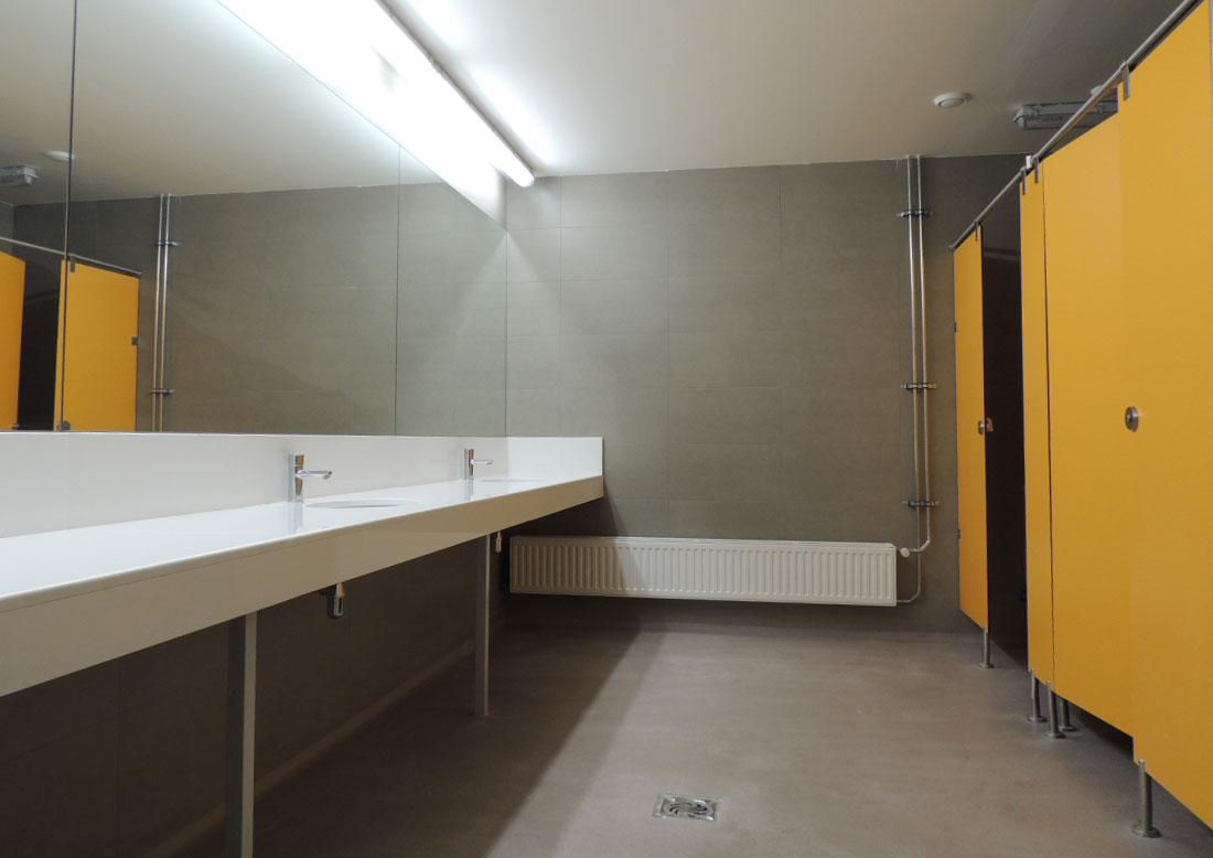 Mobiliario para espacios públicos